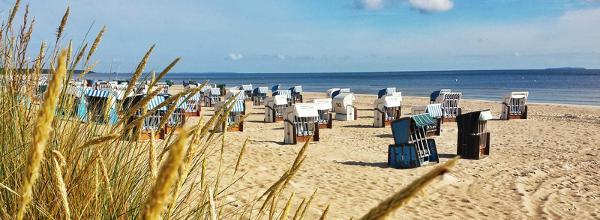 Badeurlaub in Ostfriesland