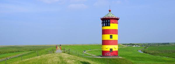 Sehenswürdigkeiten in Ostfriesland