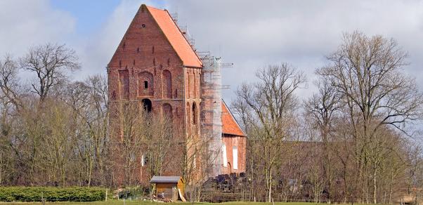 Turm von Suurhusen_Sehenswürdigkeiten in Ostfriesland