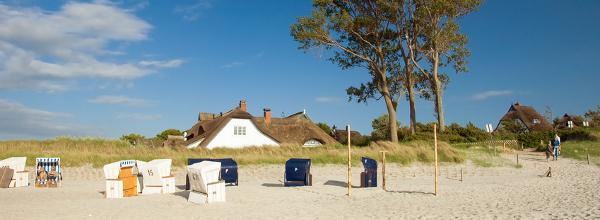 Ferienwohnung am Strand