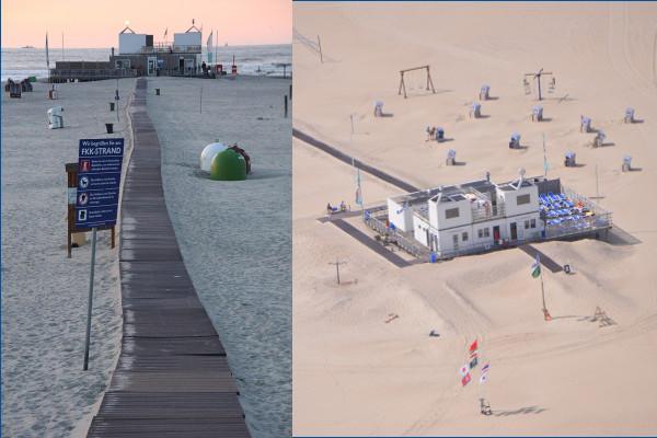 FKK-Strand in Norderney © Staatsbad Norderney