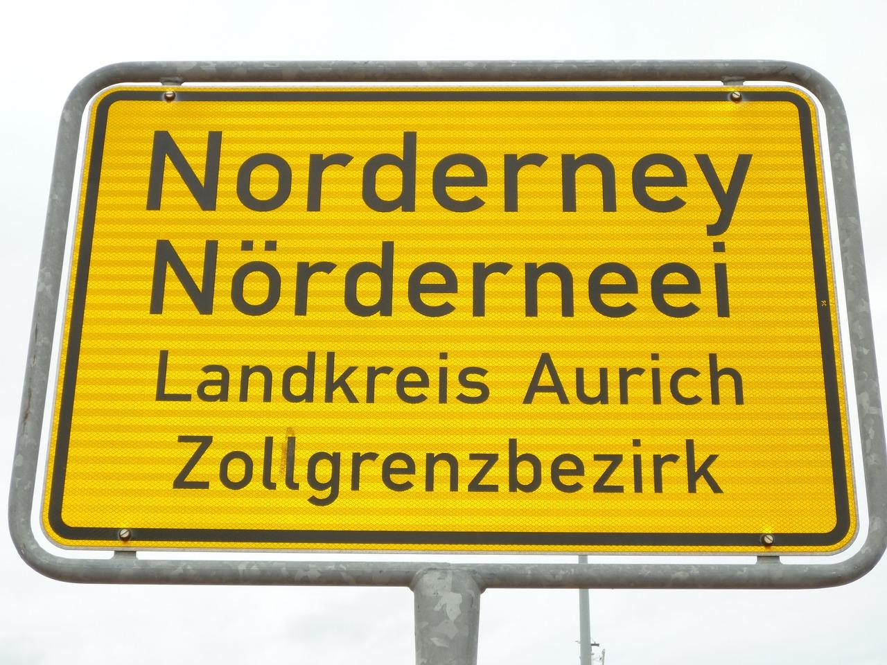 NORDERNEY S, Gelb