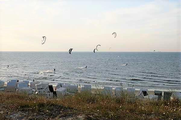 Kitesurfen Wangerooge